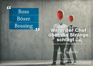 Bossing: Wie weit darf der Chef gehen?