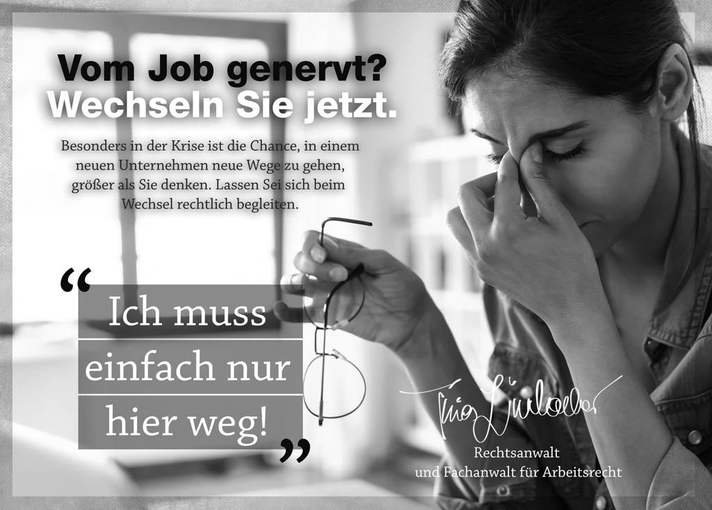 Job wechseln